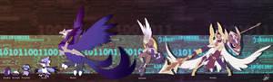 Jaymon's Digivolution Line