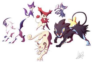 PV: Liam's Pokemon Team by Lanmana