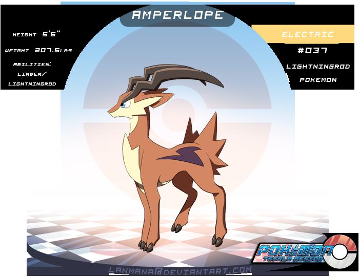 #037: Amperlope by Lanmana