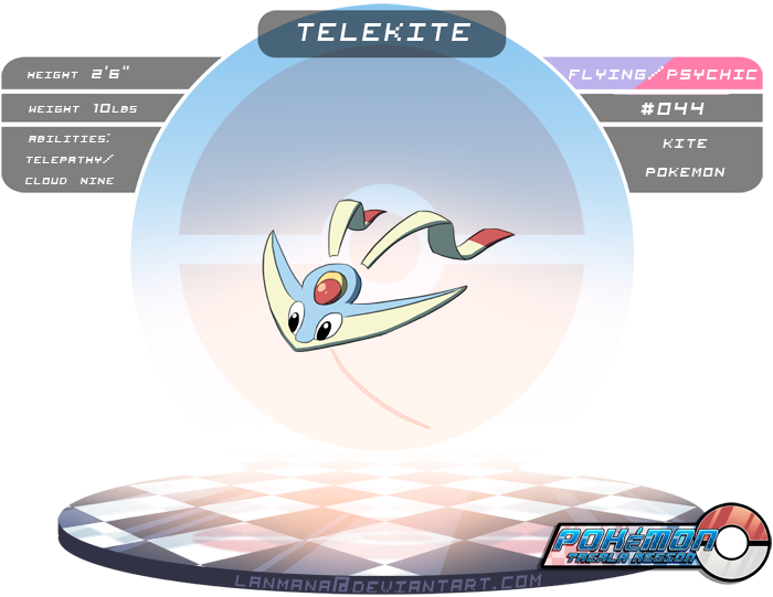 #044: Telekite by Lanmana