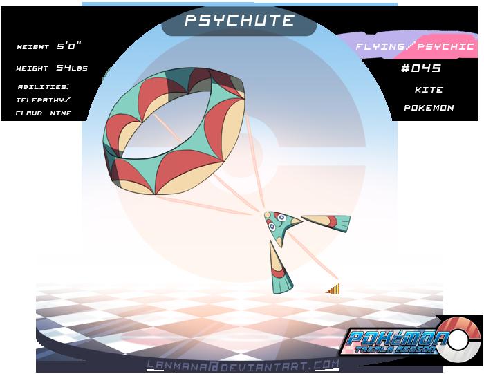 #045: Psychute by Lanmana