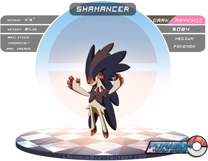 #084: Shamancer by Lanmana
