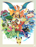 Pokemon 20th Anniversary!