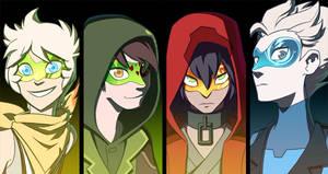 Masked Ones