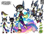 Spades Reference Sheet