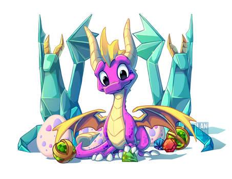 Spyro Reignited Launch Tribute