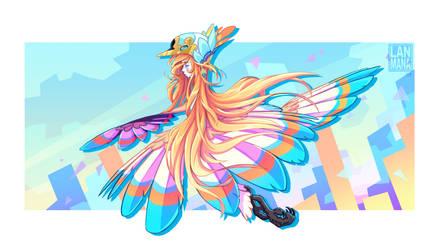 Harpy Swan