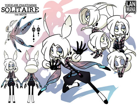 Solitaire Reference Sheet