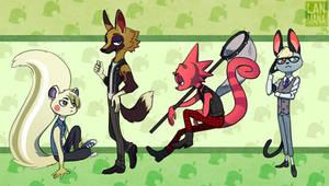 Animal Crossing Boys