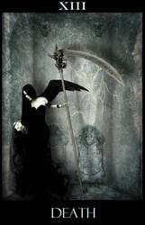 Mystic Tarot- XII Death