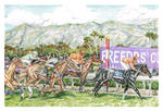 Winchester :: Breeders' Cup Longines Turf - 1st