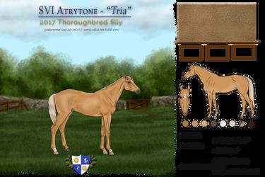 SVI Atrytone by MistyofSunrise