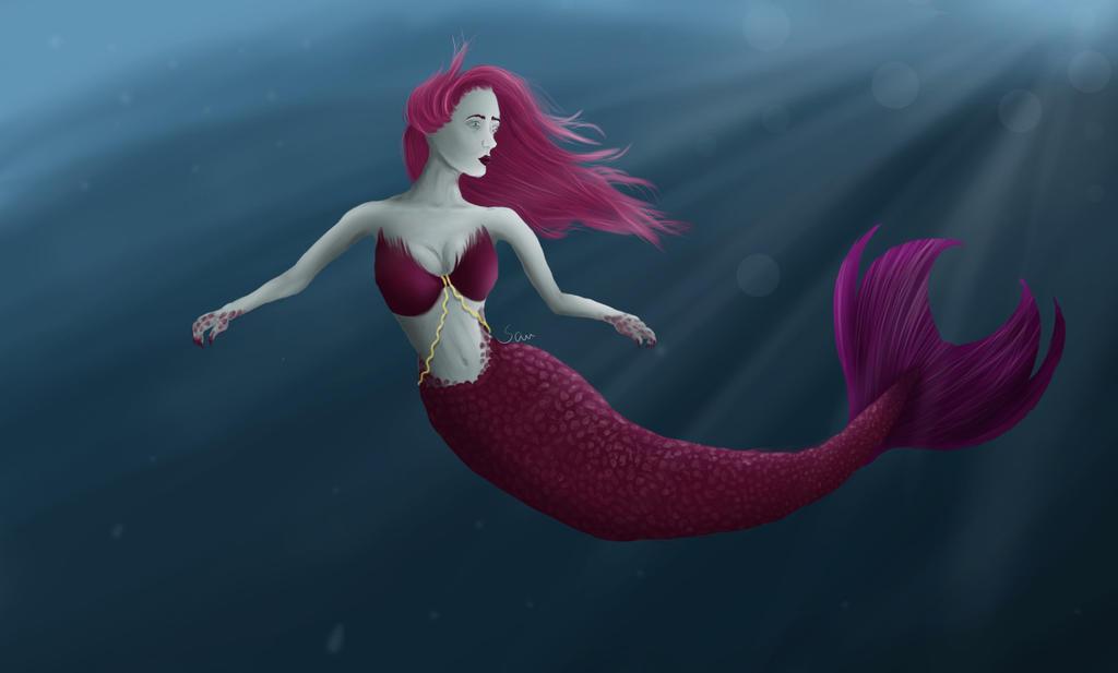 Mermaid by ShirleyWnkr