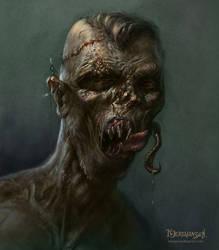 Decaying Flesh by KenJeremiassen