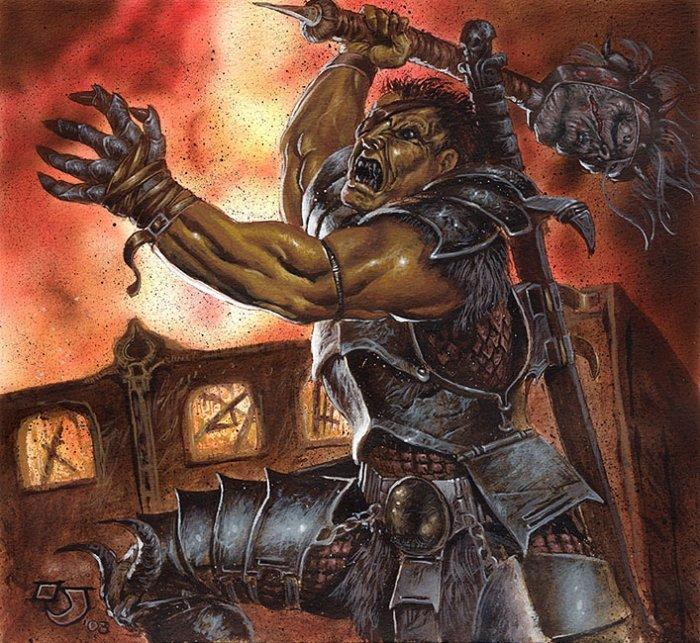 Warriors Imagine Dragons Avengers: Berserker By KenJeremiassen On DeviantArt