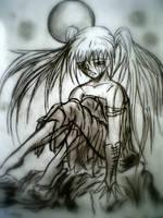 sadness by wolfgirl832