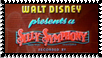 Silly Symphonies stamp by Lord-Enemil