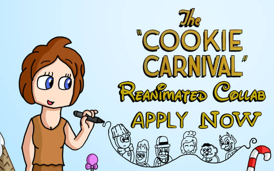 The Cookie Carnival Reanimated Collab (Open)