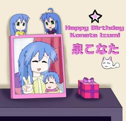 Konata Birthday thingy