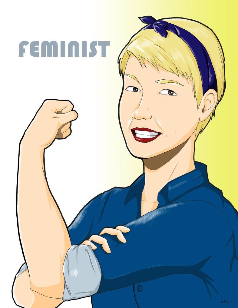 Feminist by galaxychix