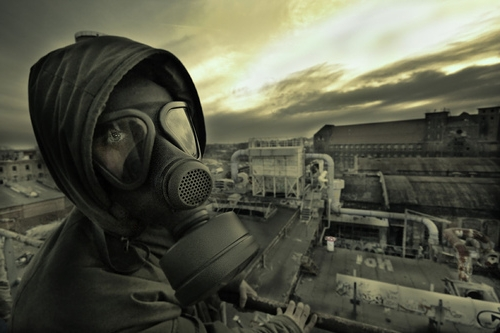 Gas Mask Imperialism by DrFly187