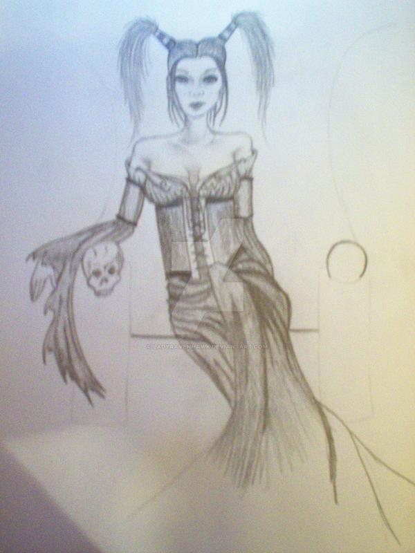 When I am Queen by LadyRavenhawk