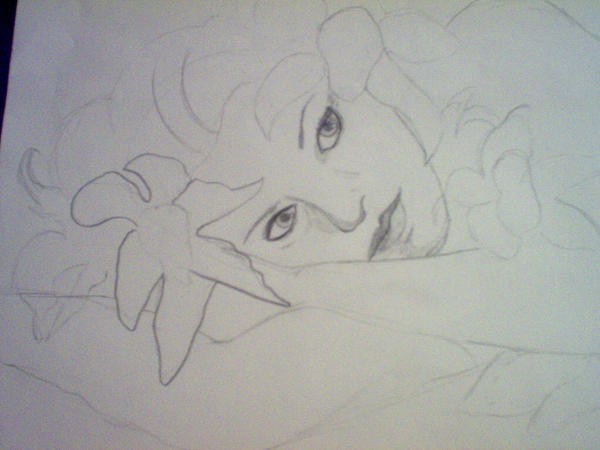 Flower Child by LadyRavenhawk