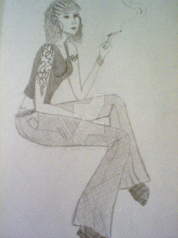 Tattooed by LadyRavenhawk