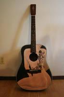 john's guitar by picklefish79