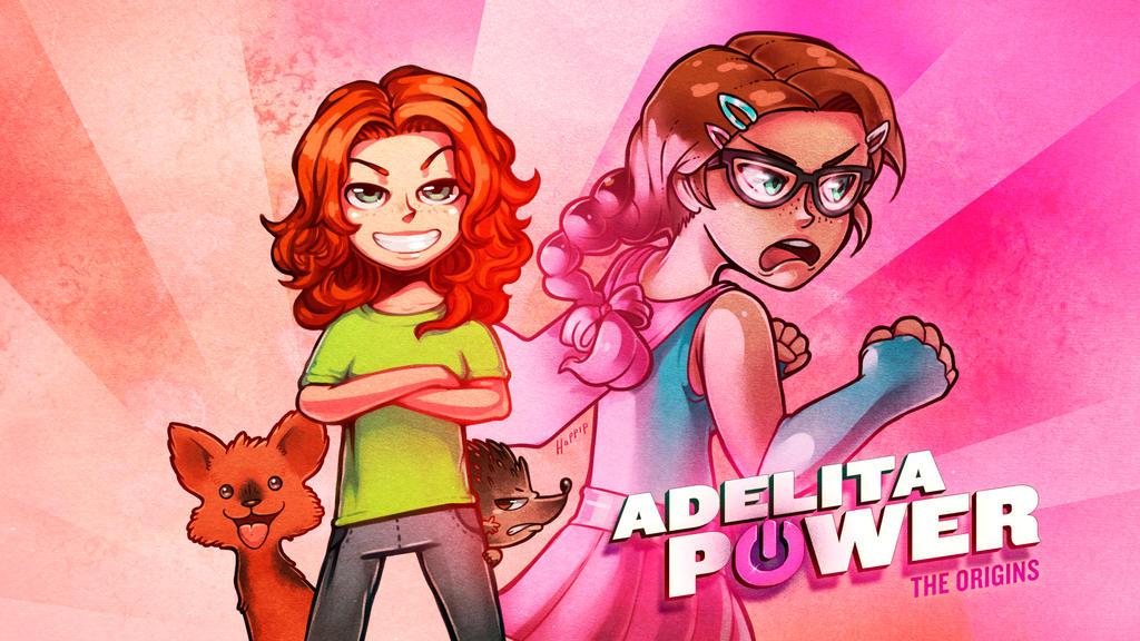 Adelita Power: The Origins by happip
