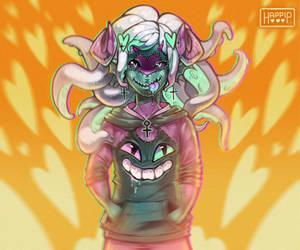 Monster Girl Challenge