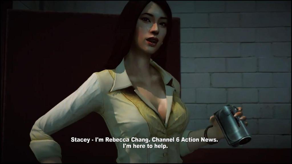 Rebecca chang hentai love youuuu