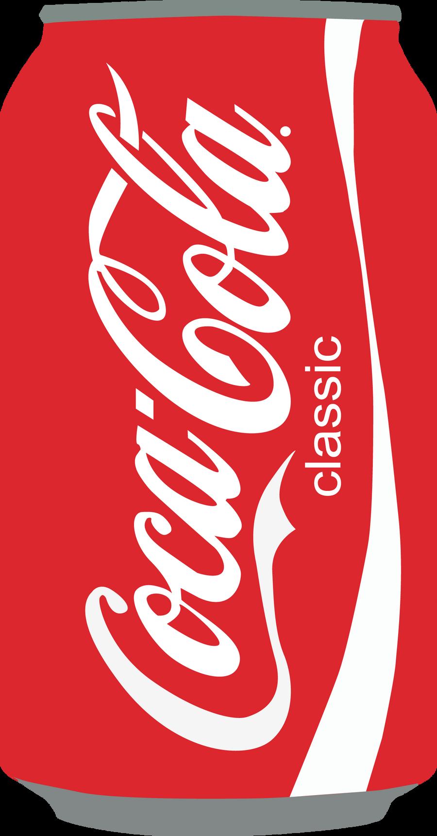 coke can pop art by xdalexking on deviantart