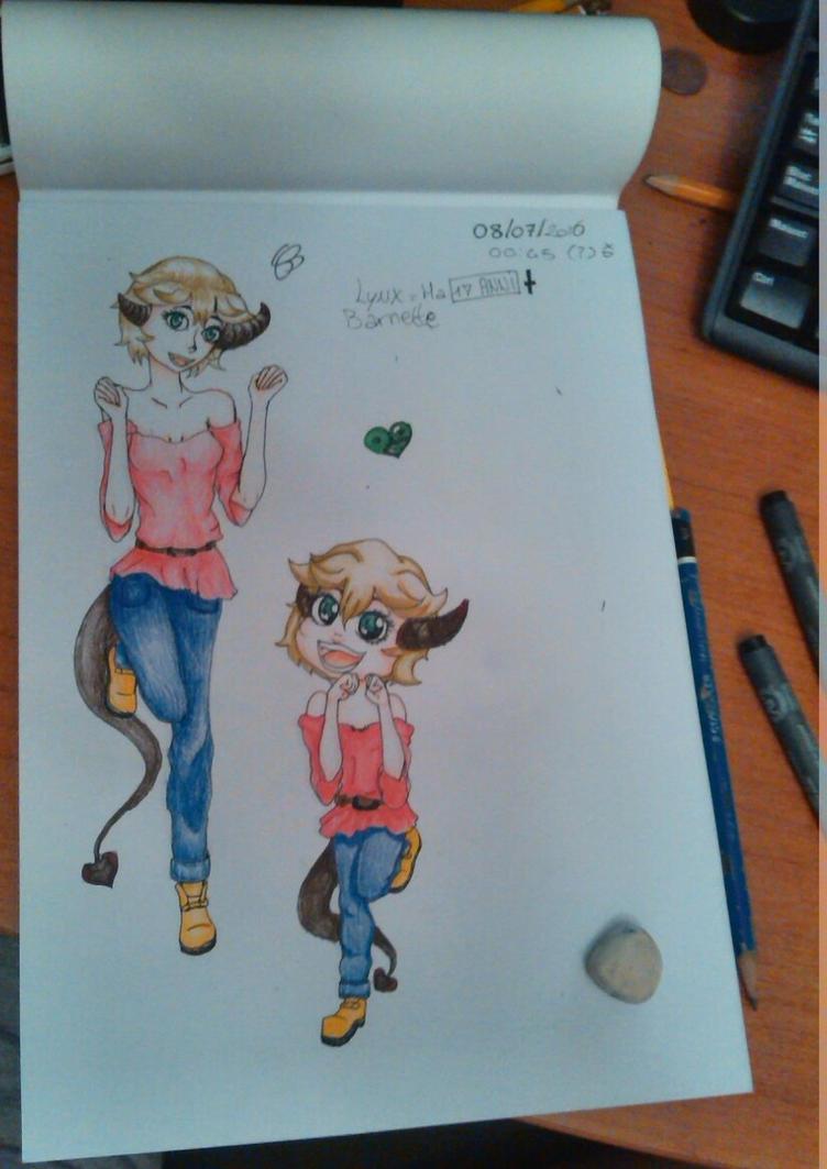 Lynx! ~ by Rie4everloveBEN