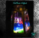 LED flower lantern