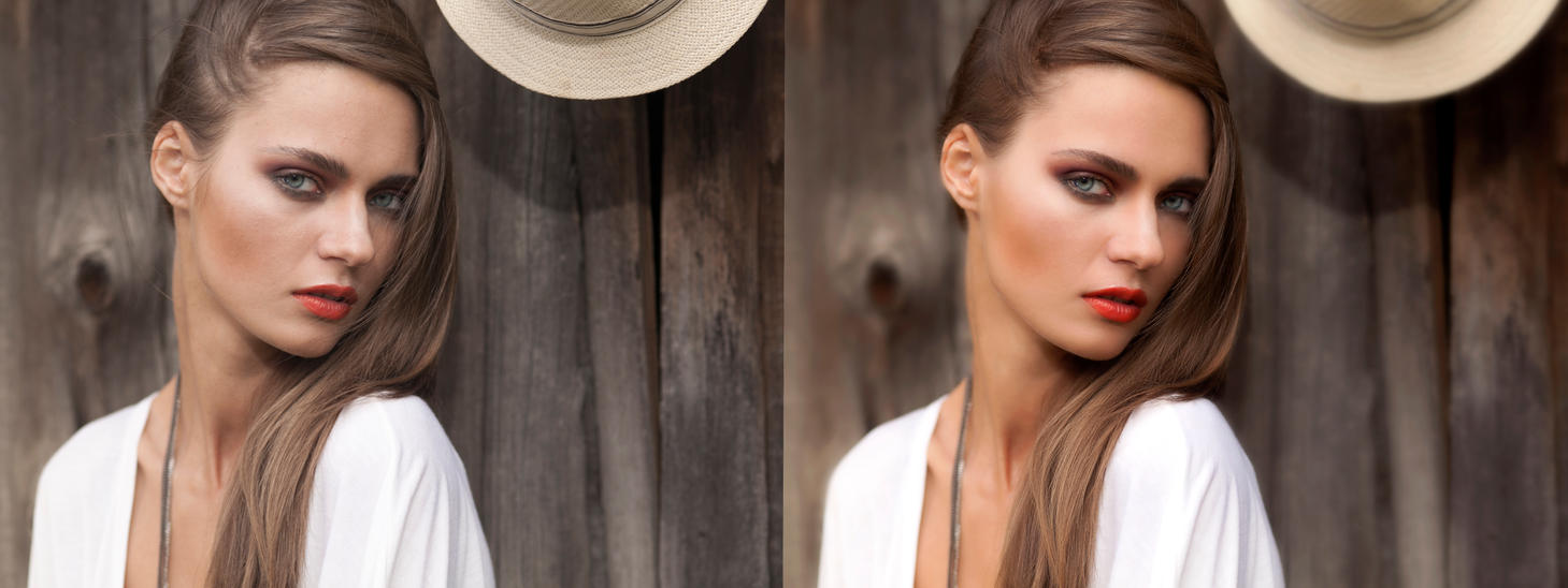 Retouch by Justylka