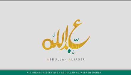 Abdullah by A-ALJASER