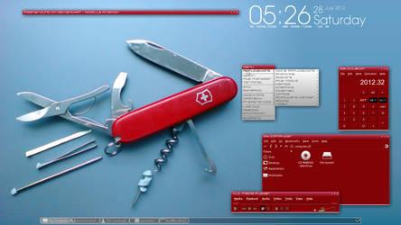 Swiss Army Knife by pissnaround