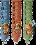 Incas, Mayans and Aztecs
