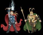 Jovem Nerd - Thor
