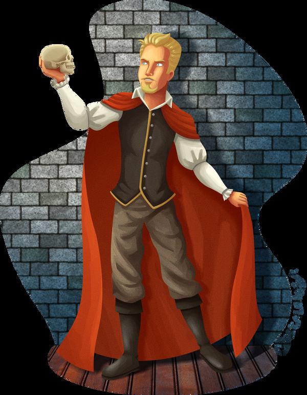 Hamlet by Costalonga
