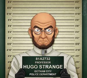 Gotham City Mugshots - Hugo Strange