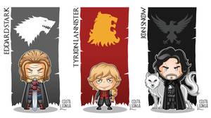 Game of Thrones - Minigeeks 01