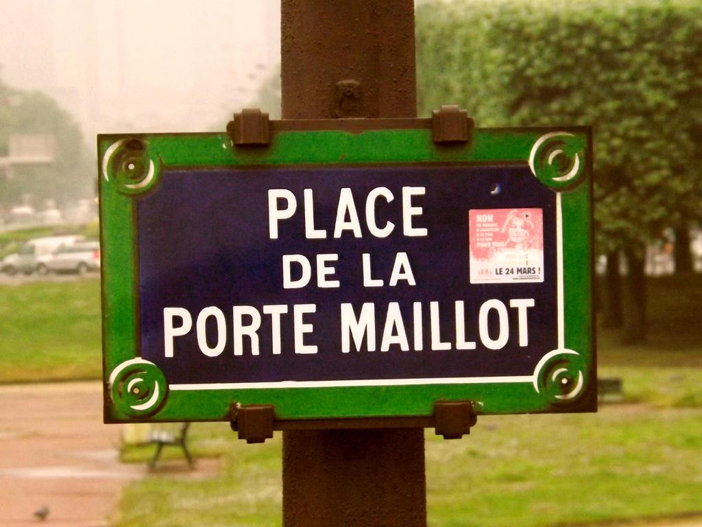 Place de la porte maillot by ewciulaaa on deviantart for Porte maillot
