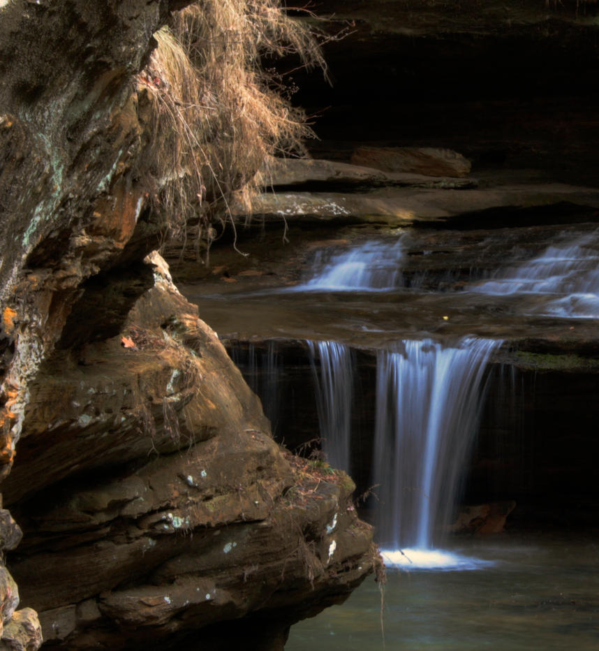 Old Man S Cave Craft Show : Old man s cave upperfalls by jmarie on deviantart