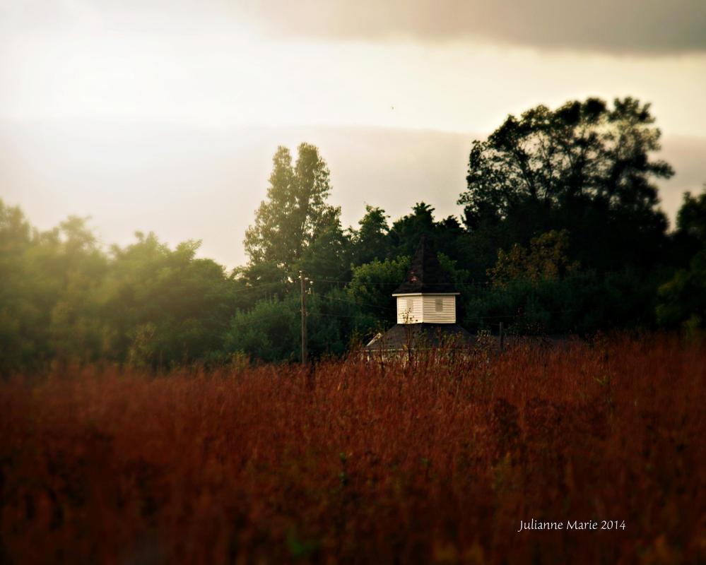 White Chapel Church by jmarie1210
