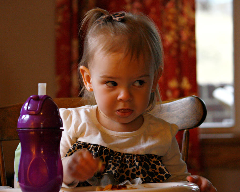 Little Miss Attitude by jmarie1210