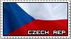 Czech Republic Stamp by 4-Mii