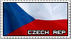 Czech Republic Stamp by 4-Mii