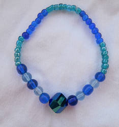 Oceanic Aurora - bracelet